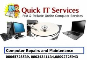 PC REPAIRS & SERVICES